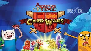 adventure time apk card wars adventure time 1 11 0 apk mod data