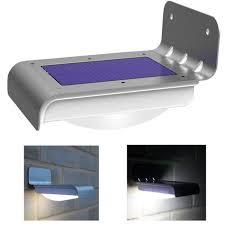 Solar Led Lights For Outdoors 16 Led Solar Power Motion Sensor Garden Security L Outdoor