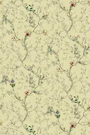 timorous beasties wallcoverings ruskin floral wallpaper