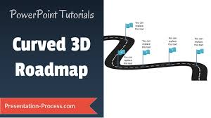 how to create 3d roadmap 3d powerpoint series youtube
