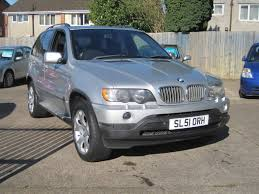 Bmw X5 V8 - used bmw x5 4 4 for sale motors co uk