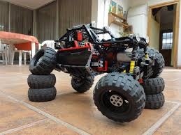 lego king of the hammers buggy rockcrawler with instructions