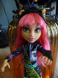 Howleen Wolf 13 Wishes Doll Monsterdollie