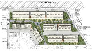 princeton housing floor plans archer courts townhomes u2013 landon bone baker architects