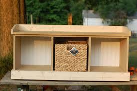 Corner Entryway Storage Bench Corner Storage Bench Plans Ideas Home Inspirations Design