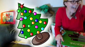 almost knocking the xmas tree over from getting an xbox one youtube