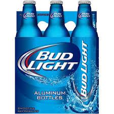 busch light aluminum bottles bud light 16 fl oz beer 16 fl oz from food king instacart