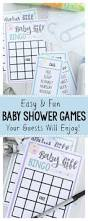 best 25 easy baby shower games ideas on pinterest fun baby
