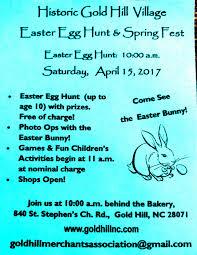 easter egg hunt u0026 spring fest u2013 historic gold hill