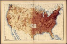 Population Map Of The United States by 1890 U2013 The 1890 Census Disease Maps Brian Altonen Mph Ms