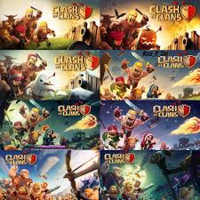 wallpapers clash of clans pocket image for clash of clans troops wallpaper hd clash of clans