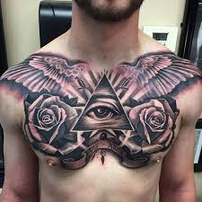 top 20 chest tattoos for best ideas designs for