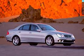 2003 2006 mercedes e55 amg buying a living legend