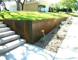Retaining Garden Walls Ideas Retaining Walls Garden Beds Hydraz Club