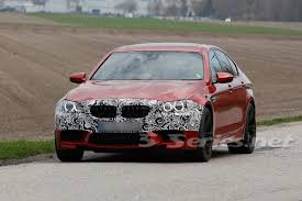 lifted bmw spotted face lifted m5 testing 5series net