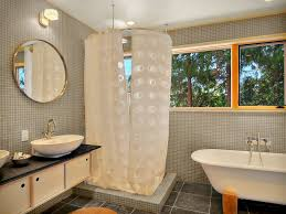shower stall remodel bathroom contemporary with beige stone wall