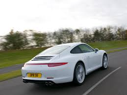 porsche white 911 image porsche 911 carrera 4 white cars back view
