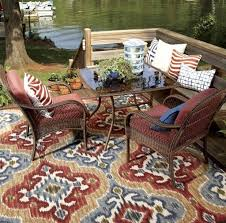 exotic and cheap traditional outdoor rug for patio with patio