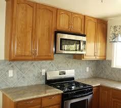oak cabinets with granite peninsula kitchen improvers