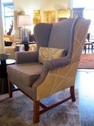 Wing Chair Design Samaritan Geodeezy Wing Chair