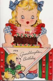 184 best happy birthday card images on pinterest vintage
