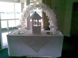 wedding balloon arches uk tips on where to position the wedding cake at your wedding