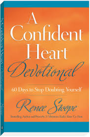 free resources with purchase a confident heart devotional book