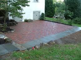 brick for patio patio design and construction newtown square pa robert j