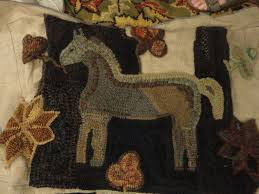 Wool Hand Hooked Rugs 1175 Best Animal Hooked Rugs Images On Pinterest Punch Needle