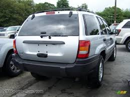 silver jeep grand cherokee 2004 2004 jeep grand cherokee laredo 4x4 in bright silver metallic