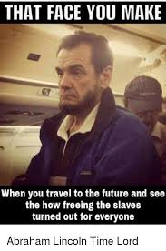 The Face You Make Meme - that face you make when you travel to the future and see the how