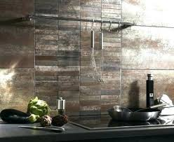 credence autocollant cuisine inox autocollant pour cuisine cracdence autocollante pour cuisine