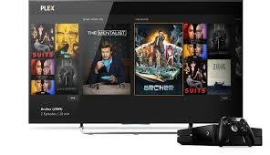 xbox one to home theater xbox one media player xbox one media streaming plex