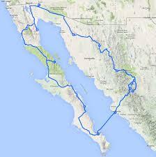La Paz Mexico Map by Mexico Trip 2 Copper Canyon And Baja California