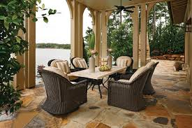 Patio High Table And Chairs Euro Height Outdoor Wicker Chairs And Stone Patio Table