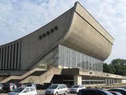modernist architects palacio de los deportes en vilnius arquitectura socialista
