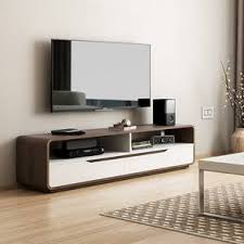 Living Room Tv Table Baltoro High Gloss 60 Tv Unit Ladder