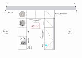 plan de cuisine en l plans cuisines plan cuisine avec ilot central elevation