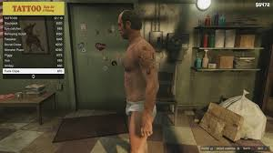 trevor u0027s tattoo gta v gtaforums