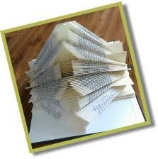 home of folded book art