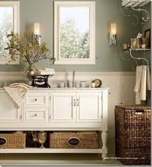 pottery barn bathroom ideas what is a great wall color with travertine floors google search