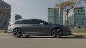 opel insignia wagon 2017 opel insignia sports tourer 2017 youtube