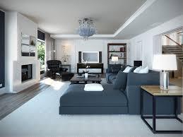 StupendousDenimSofadecoratingideasforFamilyRoom - Sofa ideas for family rooms