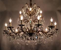 Lead Crystal Chandelier Lighting Modern Interior Lights Design With Luxury Crystal