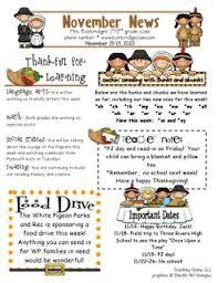 the 25 best preschool newsletter templates ideas on