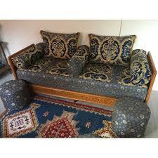 canapé marocain occasion salon marocain achat vente de mobilier priceminister rakuten