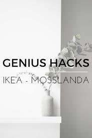 mosslanda ikea genius hacks u2013 ikea mosslanda u2013 calirose lifestyle