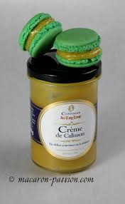 cuisine calisson macarons crème de calisson recette cakesandsweets fr