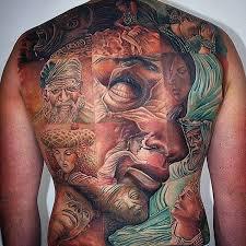 65 mind bending 3d u0026 optical illusion tattoos tattoomagz