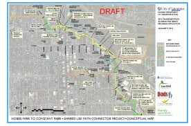 Amtrak Train Station Map by Lawrence Central Rotary Expresses Support For Multi Use Path From